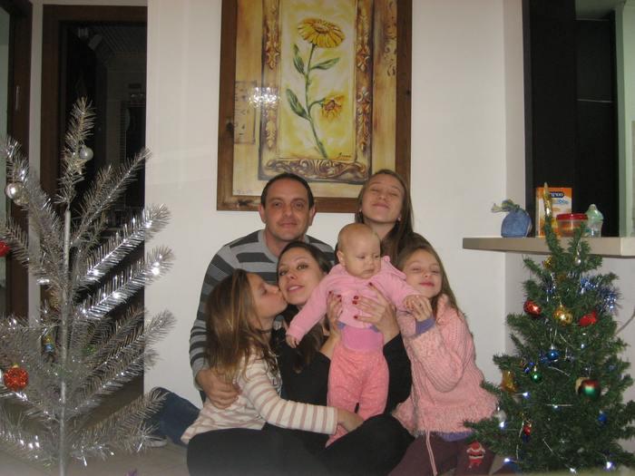 Игорь Черноморец и его семья