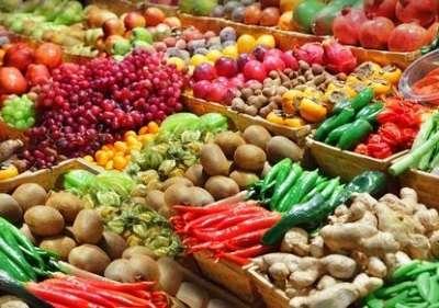 Сколько стоят овощи и фрукты в Израиле