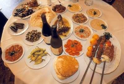 Рестораны в Израиле и их цены