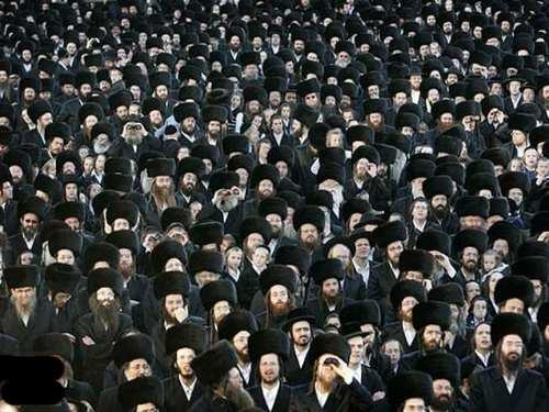 Численность населения Израиля