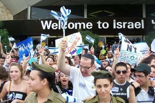история иммиграции в Израиль