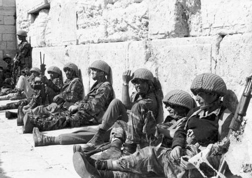 Освобождение Иерусалима. Или день Иерусалима